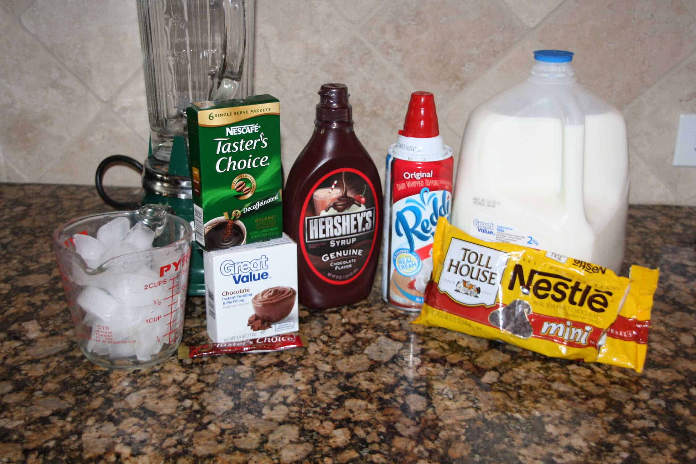 Starbucks Copy Cat Recipes Java Chip And Double Chocolate