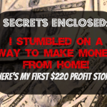 Garage Sale Series:  My Secrets to help you make some cash!!!  Part one!