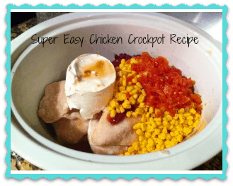 Super Easy Chicken Crockpot Recipe