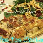 Yum-Yum Chicken Recipe!