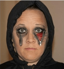 Halloween Face Painting Ideas and Tutorials!