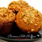 Best Banana Nut Muffin Recipe