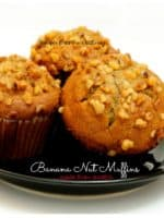Best Banana Nut Muffin Recipe