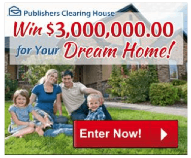 Publishers Clearing House Sweepstakes Is Live Isavea2z Com