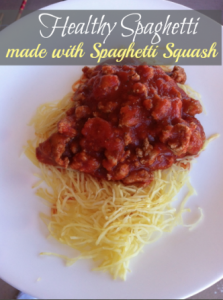 Cut Down Spaghetti Calories with this Healthy Spaghetti Recipe!