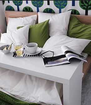 Ikea Malm occasional table