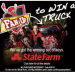 State Farm Giveaway:  Enter to WIN a Brand New Pickup Truck!!!