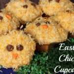 Easter Cupcake Recipes:  Spring Chicks Easter Cupcakes
