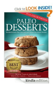 Free Paleo Desserts eBook!