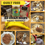 More Paleo Diet Recipes:  ICE CREAM!!!  Guilt Free!