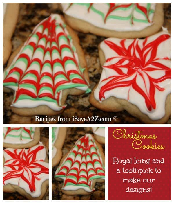 sugar cookies for christmas - Pictures Of Decorated Christmas Sugar Cookies