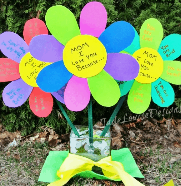 Mother S Day Craft Ideas For Kids And