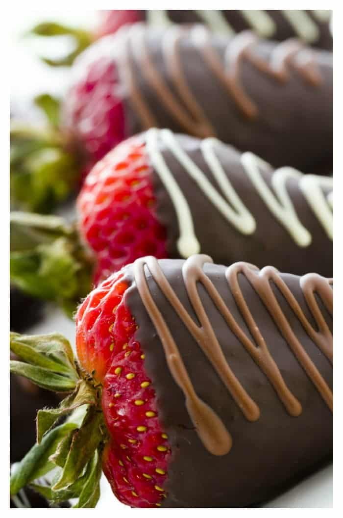 Chocolate Covered Strawberries Recipe Isavea2z Com