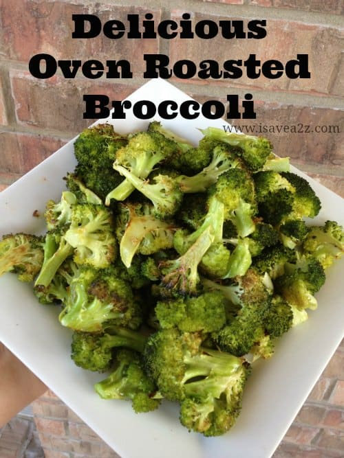 Oven Roasted Caramelized Broccoli Recipe Paleo Approved Isavea2z Com