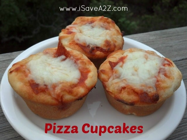 pizza cupcakes recipe