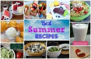 Best Summer Recipes