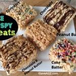 Rice Crispy Treat Recipes