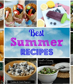 Best Summer Recipes 2013
