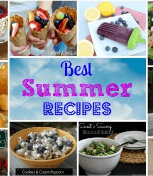Best Summer Recipes 2013