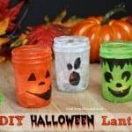DIY Halloween Lanterns