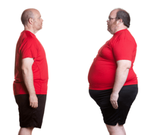 Lose Gut Fat with these simple tips!