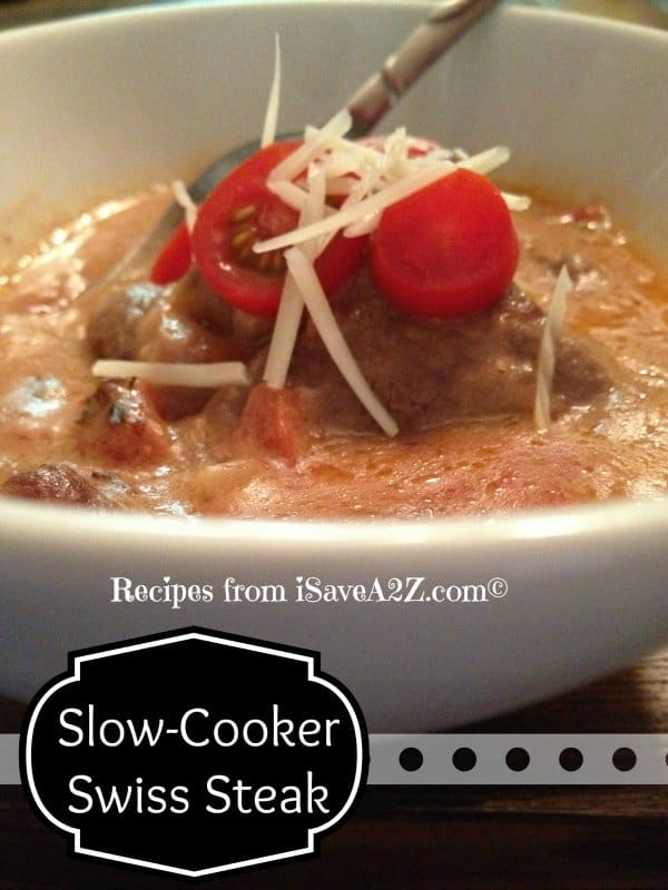 Best Crockpot Swiss Steak Recipe