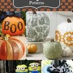 Halloween Pumpkin Patterns
