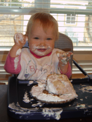 1st birthdat cake design ideas