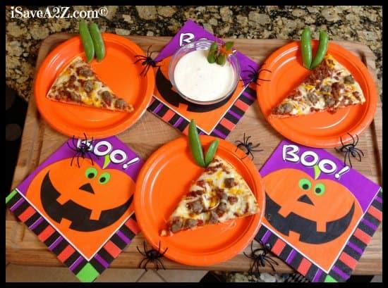 Easy Halloween Party Food Ideas #TrickUrTreat #shop #cbias - iSaveA2Z.com