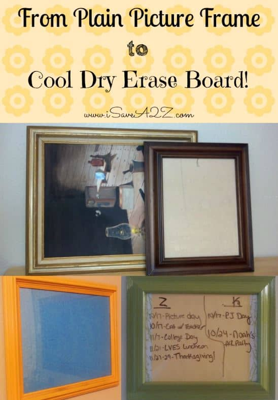 Picture Frame Crafts - Simple and Cheap Ideas You\'ll Love!