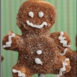 Easy Gingerbread Marshmallow Pops Recipe