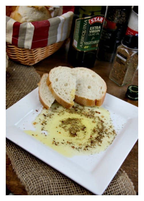 Olive Oil Dip Recipe appetizer idea #STAROliveOil #shop #cbias
