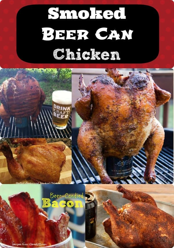 Smoked Beer Can Chicken So Many Possibilities