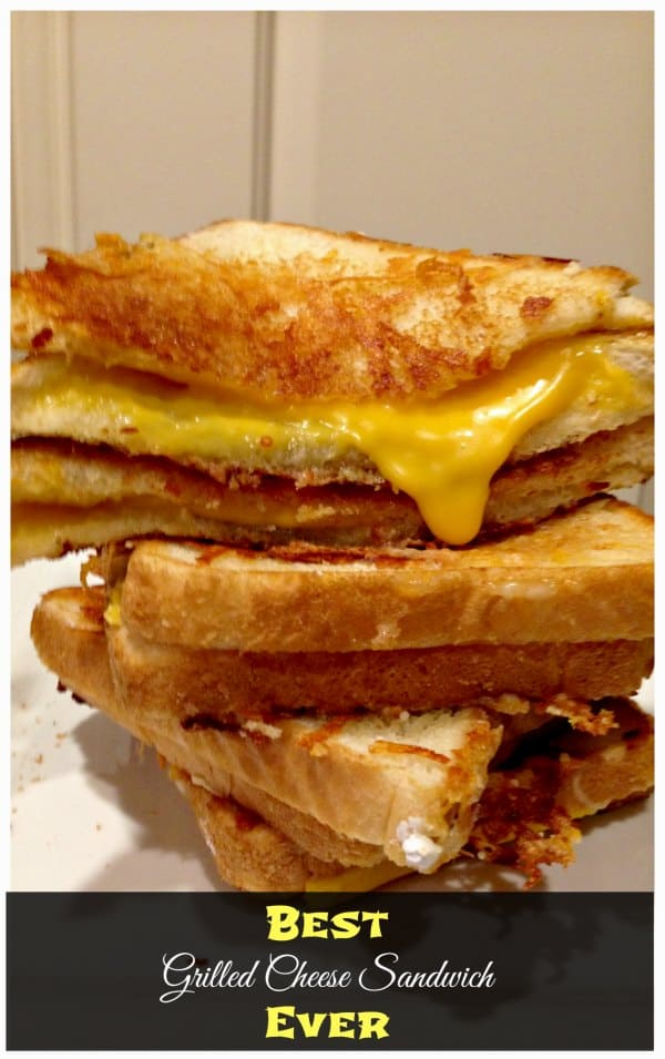 Grilled Cheese Sandwich With A Secret Ingredient Isavea2z Com