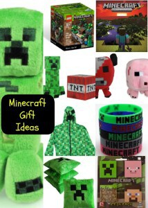 Minecraft Lovers Gift Guide