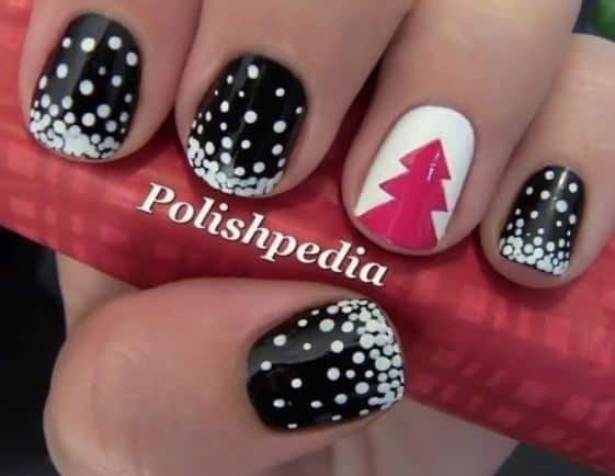Christmas Nail Art Ideas Simple And Intricate Patterns Youll Love