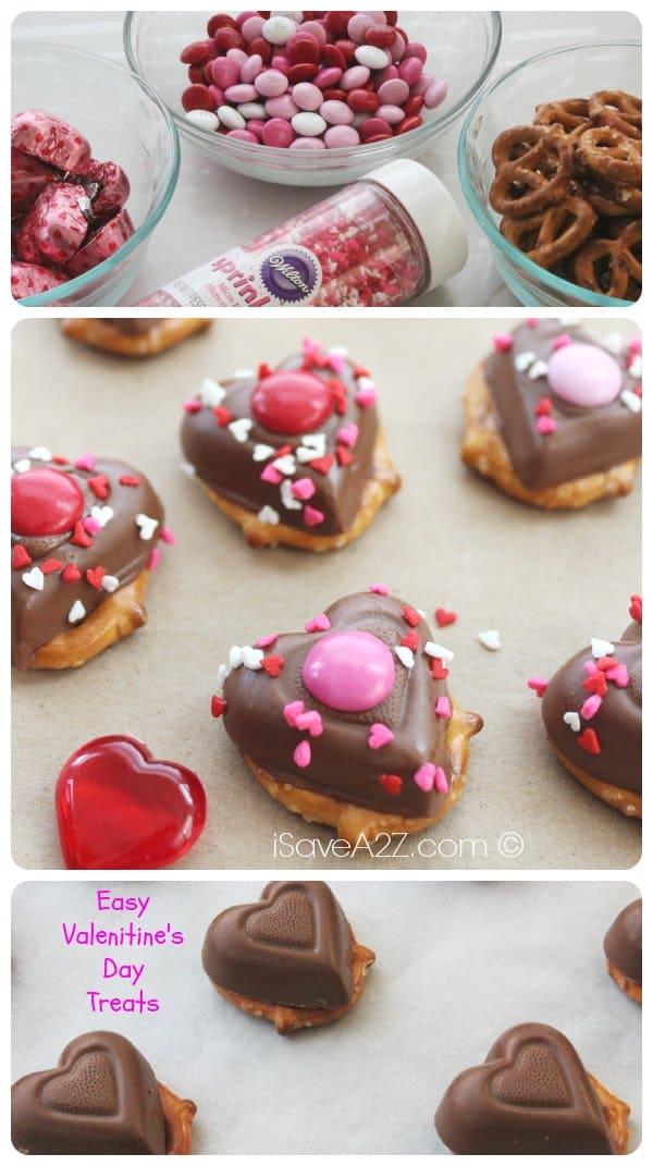 Easy Valentine's Day Treats