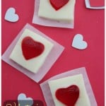 Valentine's Jello Hearts Recipe