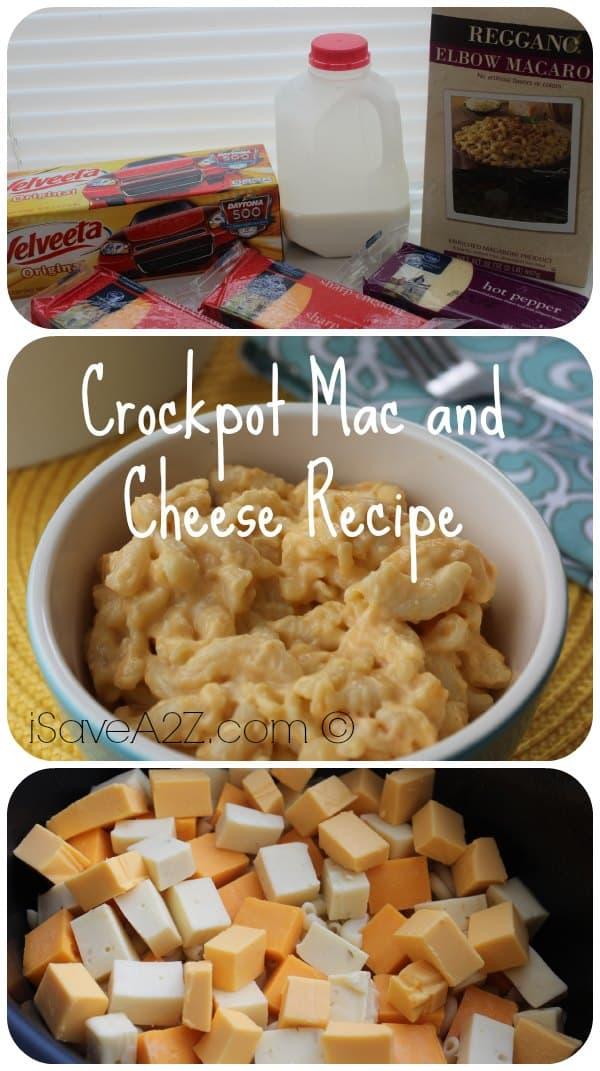 Crockpot Mac and Cheese Recipe