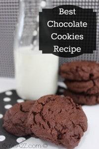 Best Chocolate Cookies Recipe
