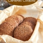 Weight Watchers Caramel Cookies