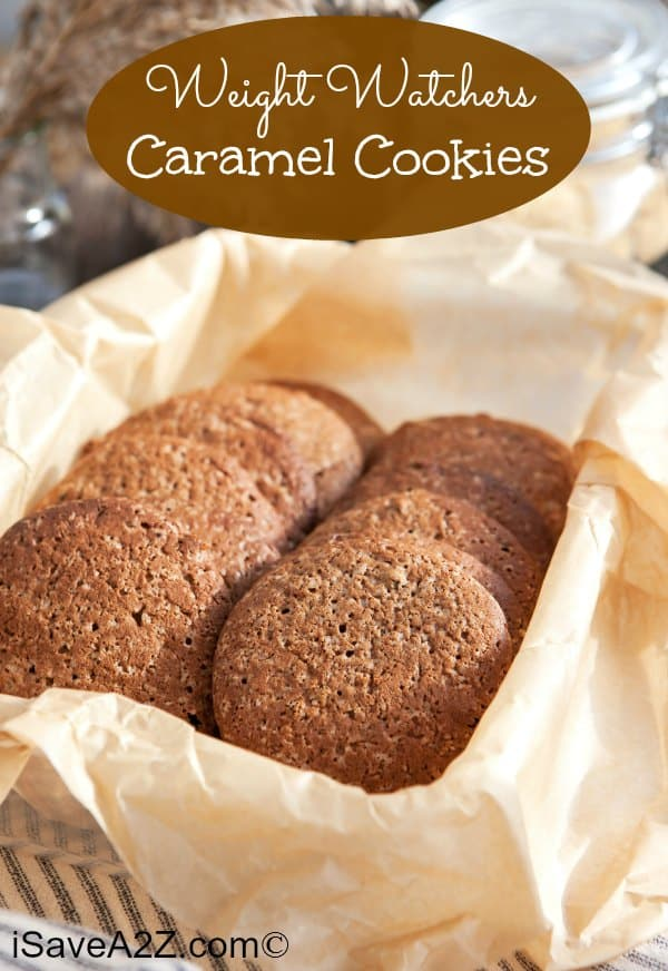 Weight Watchers Caramel Cookies Recipe Only 1 Point Per Serving