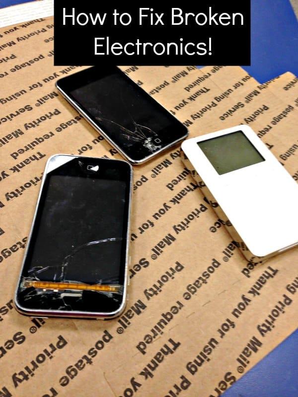 iPhone Repair shops