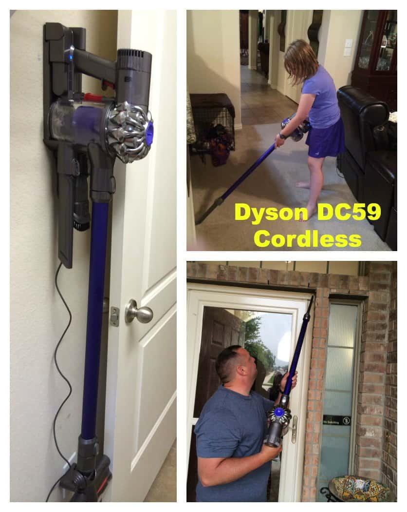 Dyson DC59 Cordless Vacuum Cleaner