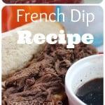 French Dip Recipe