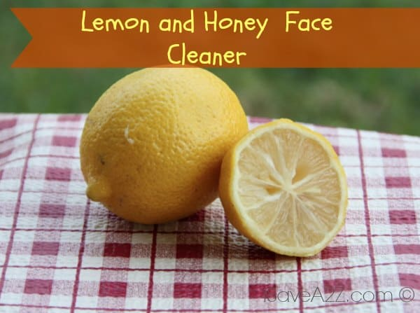 How to use Lemon and Honey as a Face Cleaner - iSaveA2Z.com