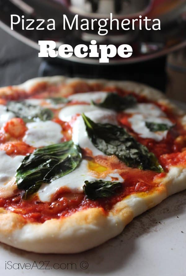 Pizza Margherita Recipe Isavea2z Com