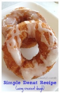 Simple Donut Recipe