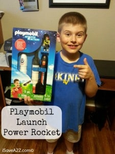 Playmobil Launch Power Rocket Review