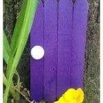 Fairy Garden Decorations:  Fairy Door Craft Idea